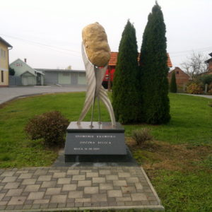 Spomenik krumpiru Belica